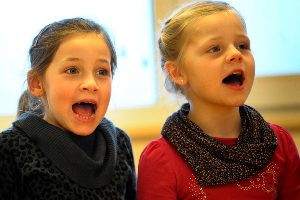 Sing schoolsong